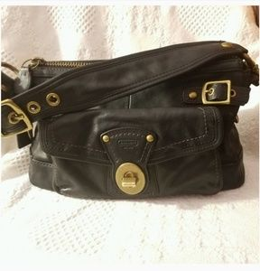 Coach Legacy turnlock satchel 65th anniversary bag